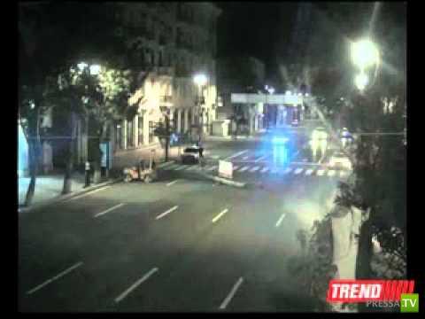 Подборка аварий из Азербайджана г. Баку