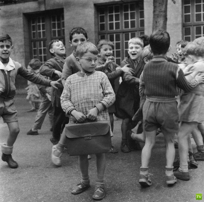Париж после второй мировой (41 фото)