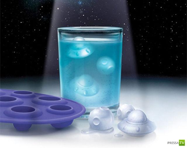Необычные формы для льда (17 фото)