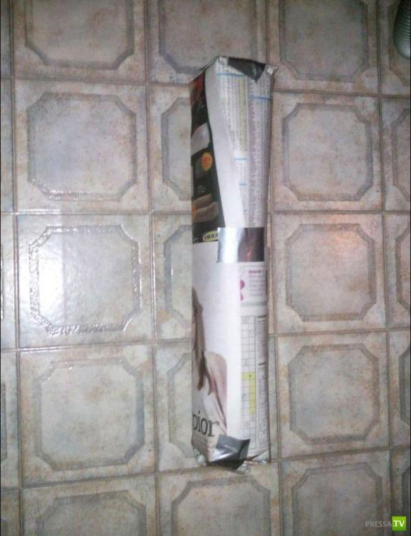 Необычная упаковка для подарка ))) (12 фото)