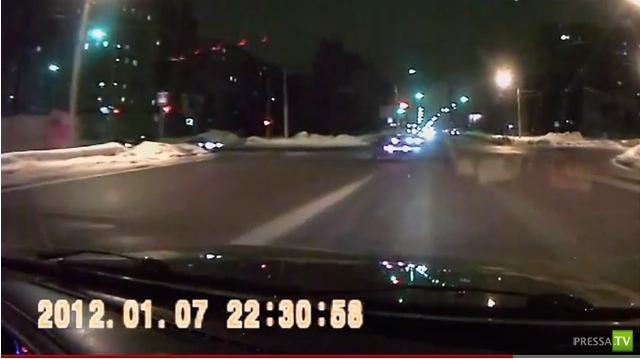 Жесткая авария в г. Чебоксары