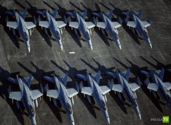 Аэрофотосъемка (24 фото)