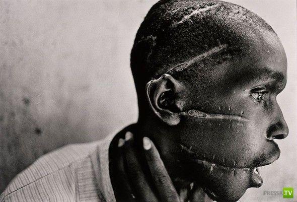 Фотографии, которые потрясли мир (9 фото)