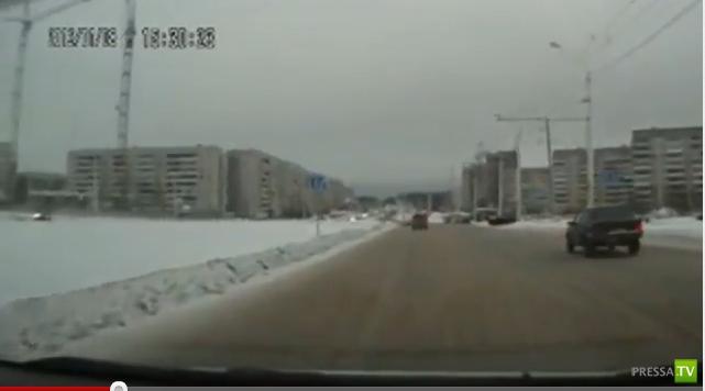 Сбили пешехода на переходе г. Петрозаводск
