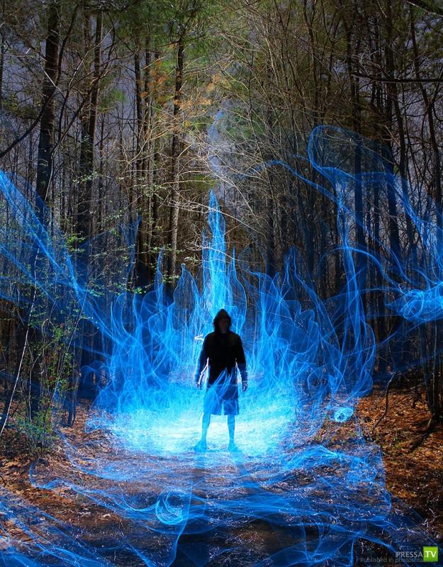 Волшебство цвета или ловкость рук? (17 фото)
