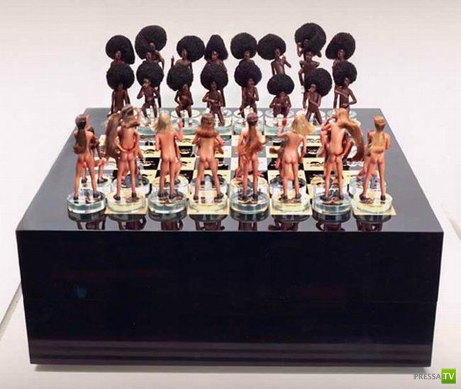 Самые странные шахматы