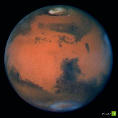 Марс, как он есть