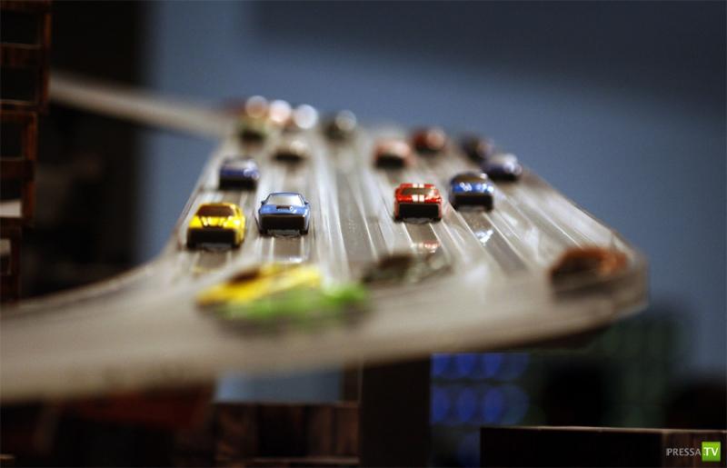 Игрушки для взрослых Криса Бердена (13 фото)