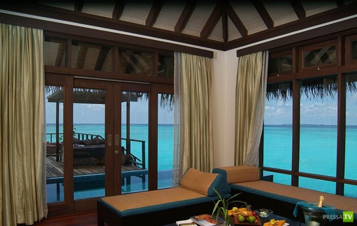 Отель Coco Palm Bodu Hithi на Мальдивах (23 фото)