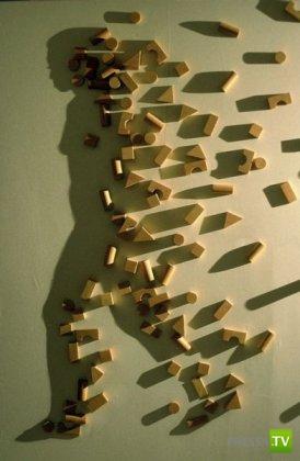 Необычная игра теней (16 фото)