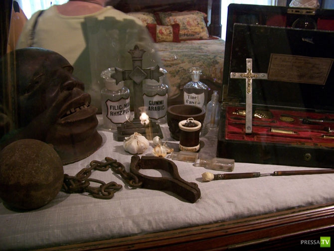Наборы охотников за вампирами (22 фото)