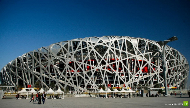Самые необычные здания в мире (44 фото)