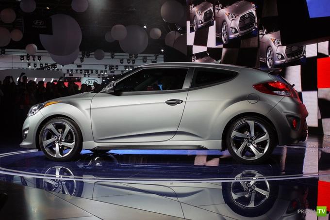 Лучшие автомобили Detroit Auto Show 2012