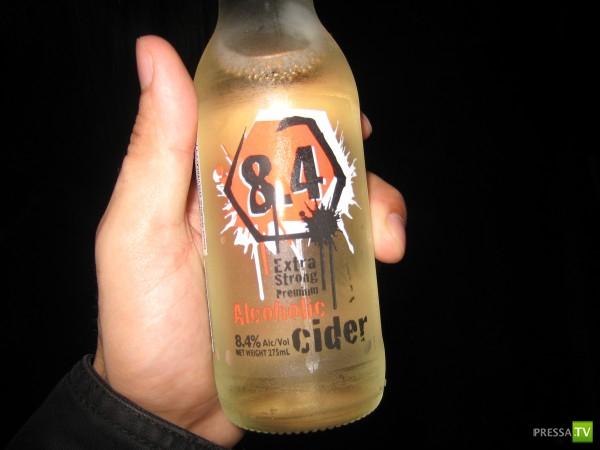 """""""8,4"""" - алкогольный напиток, у которого нет никакого вкуса. Национальный гонконговский способ напиться."""