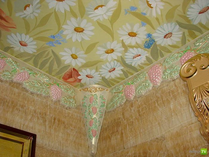 Украинское барокко. Реальный дом в Черниговской области