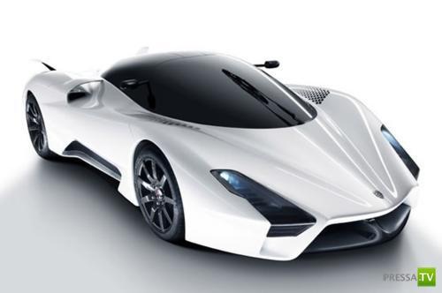 ТОП-10 самых дорогих автомобилей 2012 года