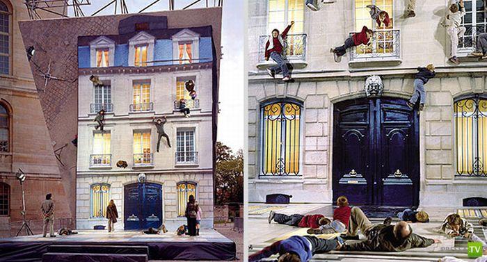 Веселый дом (4 фото)