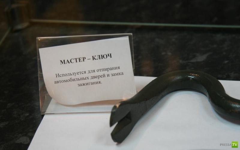 Музей угона имени Юрия Деточкина (26 фото)