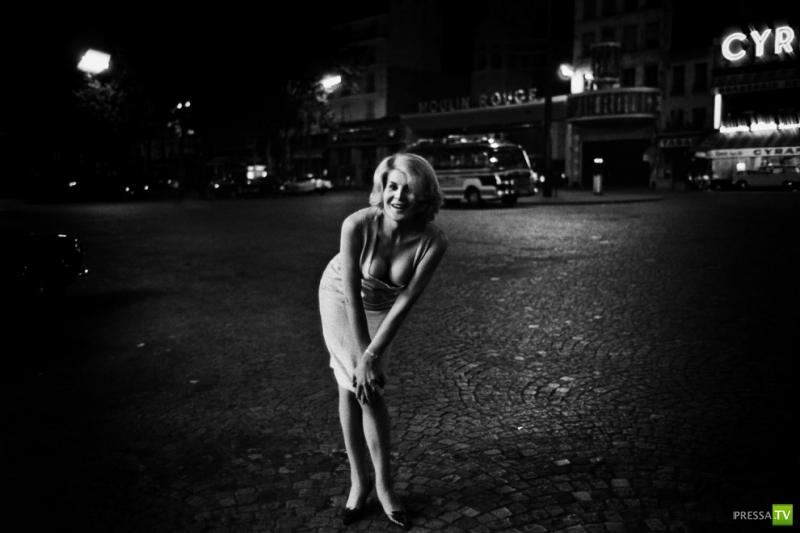 Транссексуальные проститутки Парижа (22 фото)