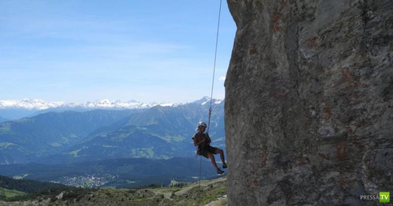Первый PodHotel в Швейцарии (10 фото)
