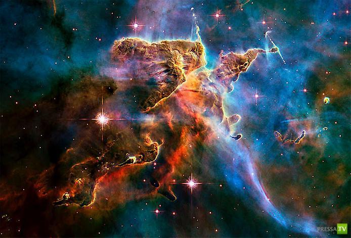Невероятные фотографии космоса от NASA