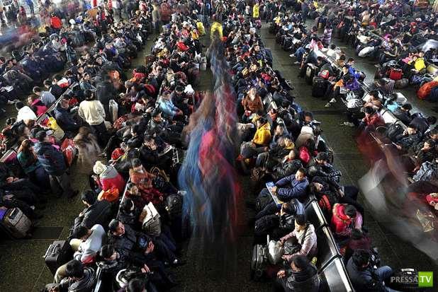 И пришел Дракон: китайский Новый год и Весенний фестиваль