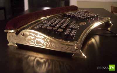 Очень необычные клавиатуры (22 фото)