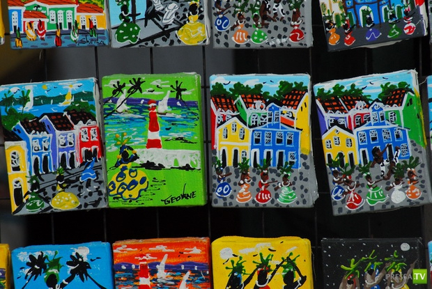 Живой город Сальвадор ду Баия (15 фото)