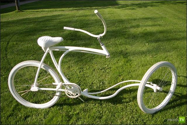 Необычный дизайн велосипедов (25 фото)
