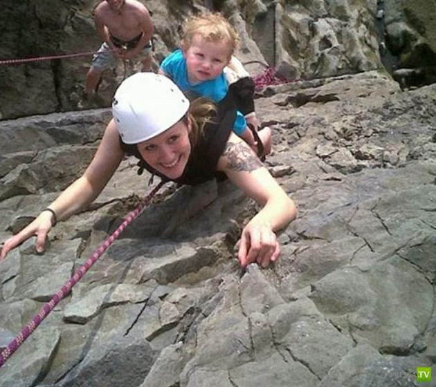 Семейный альпинизм ...