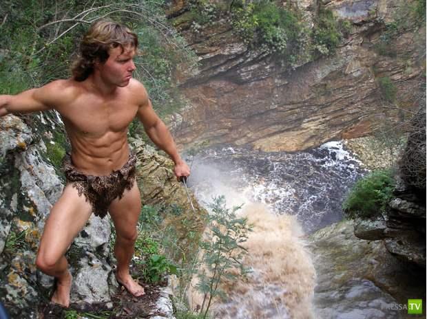 Реальный Тарзан ...