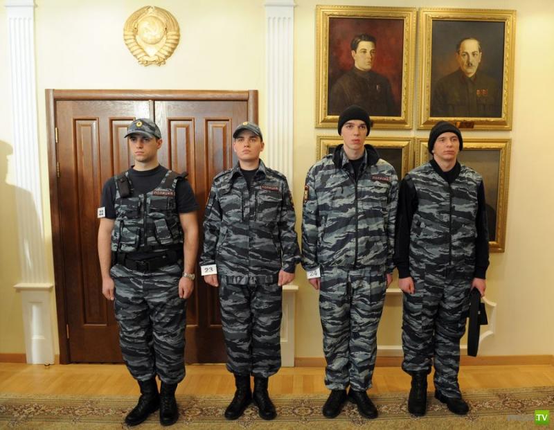 Полицейских переоденут в новую «дизайнерскую» форму ...