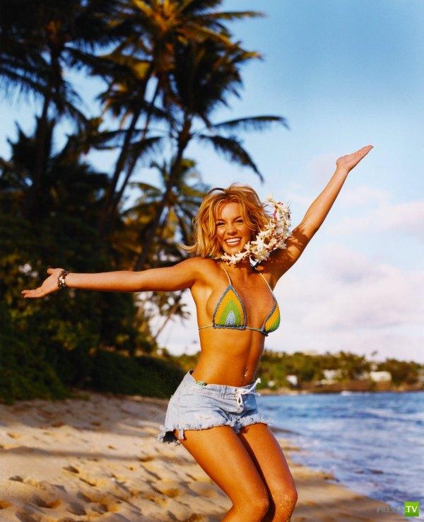 Молодая Britney Spears