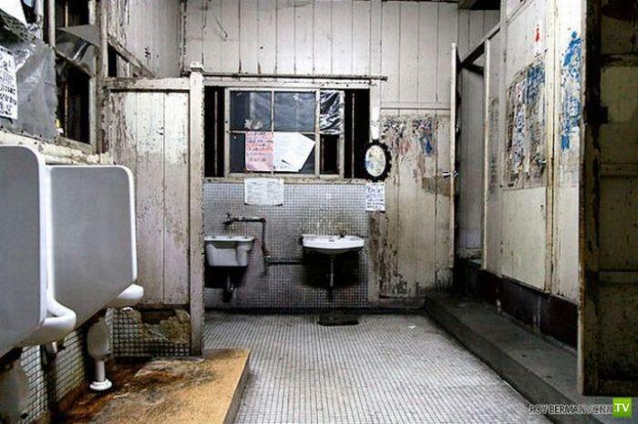 Студенческое общежитие в Японии (14 фото)