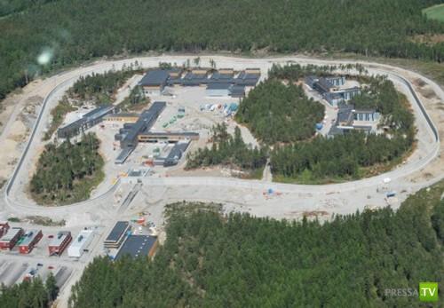 Самая гуманная тюрьма в мире ...