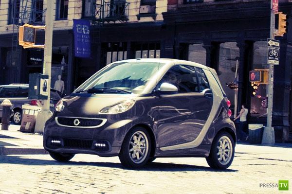 10 самых маленьких серийных автомобилей