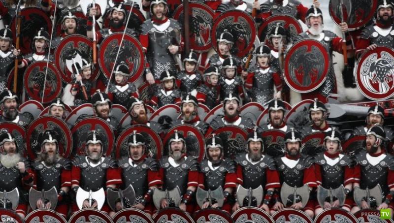 Викинги возвращаются