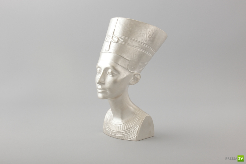 Проклятье Нефертити...Ее изображение приносит несчастья?