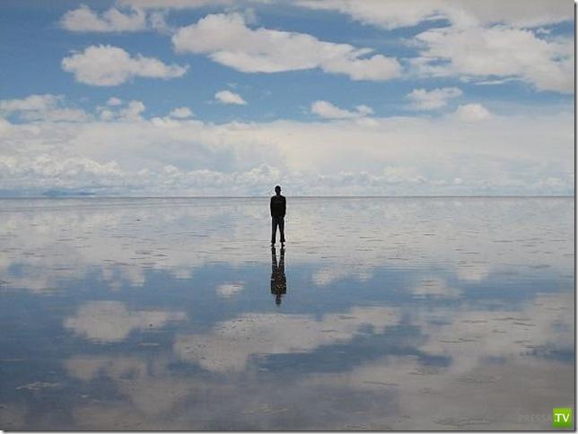 Озеро Солончак Уюни