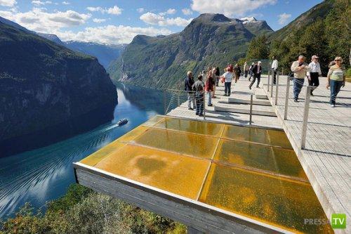 Самые впечатляющие смотровые площадки в мире ...