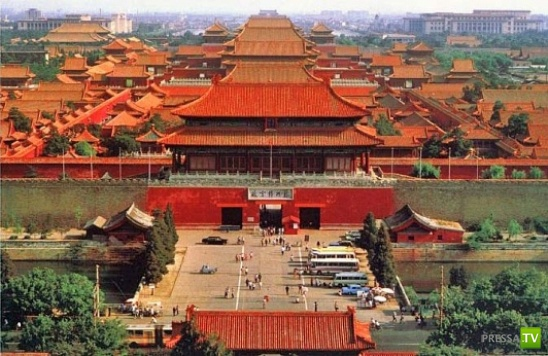 Запретный город в Пекине, Китай