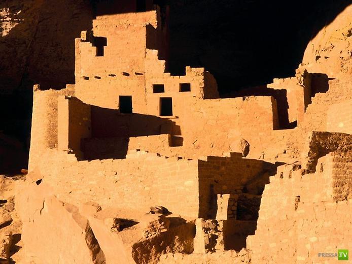 Древние руины Анасази