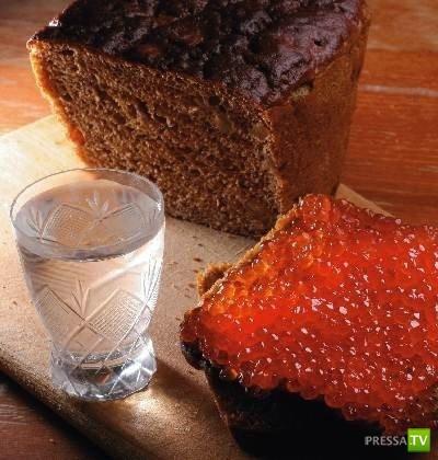 10 интересных фактов о водке...