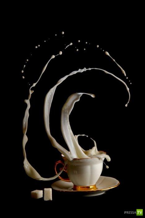 Coffee time. Время кофе