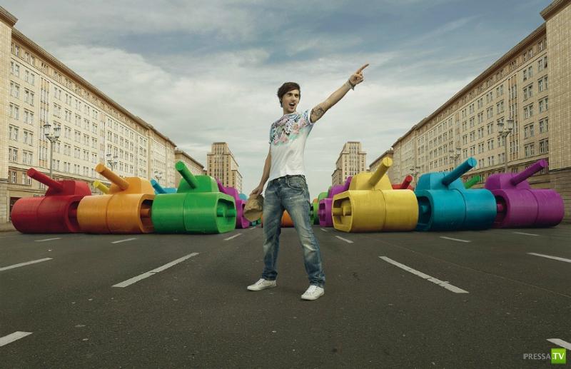 Рекламный фотограф Жан-Ив Лемуань. Проблемы человечества через призму рекламы
