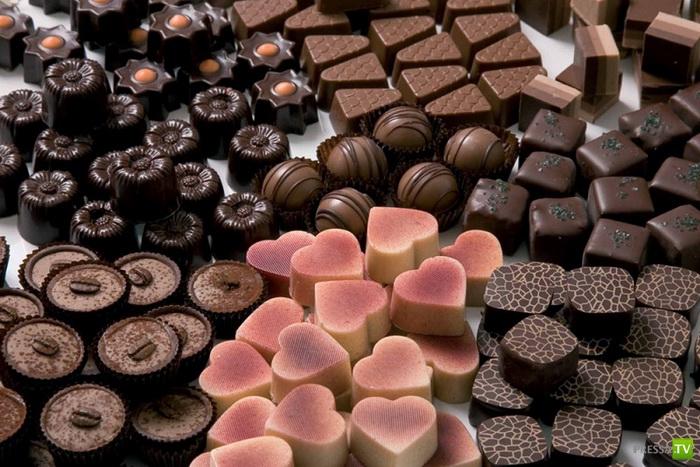 Конфеты, конфетки, конфеточки... А знаете ли вы...?