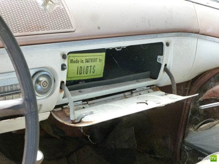 Автомобильные кладбища в штате Орегон (35 фото)