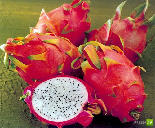 Экзотические фрукты Тайланда...