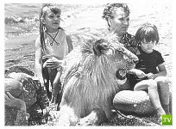 Можно ли держать дома льва?... Трагедия Берберовых: как это было