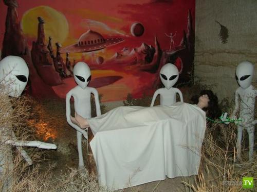 Музей НЛО в Стамбуле